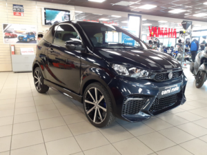 AIXAM COUPE GTI FULL OPITIONAL